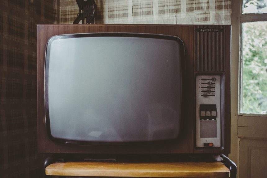 телевизор телевидение