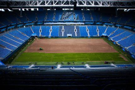 новый газон стадион зенит-арена Äíåâíèê «Ôîòîêîðà»: 17 ÿíâàðÿ