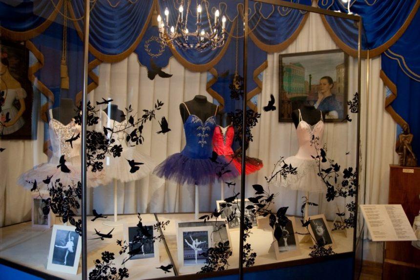 музей-квартира актёрской династии Самойловых балетные наряды