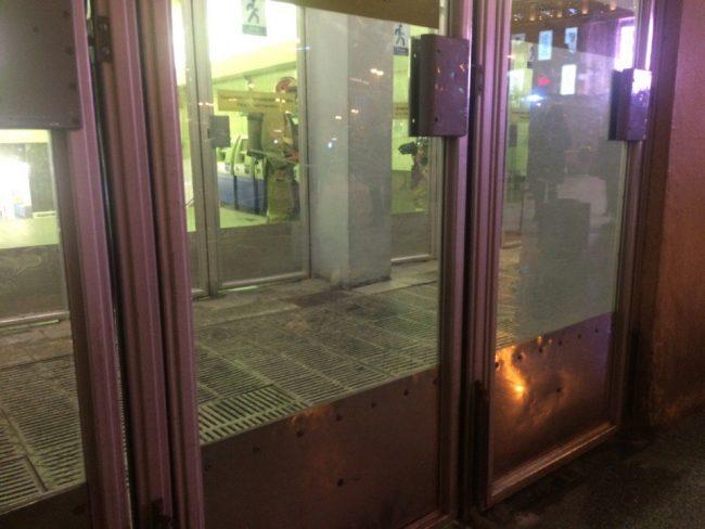 ВПетербурге закрыли «Площадь Мужества»