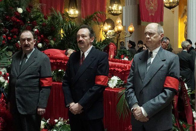 Минкультуры РФ отозвало прокатное удостоверение у британской «Смерти Сталина»
