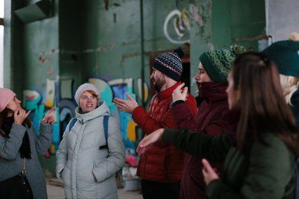 музей уличного искусства, стрит арт, экскурсии, глухие, глухонемые