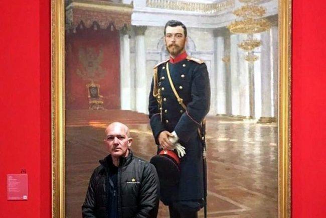 Антонио Бандерас Русский музей Малага