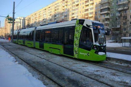 "трамвай, трамвай ""Чижик"", частный трамвай"