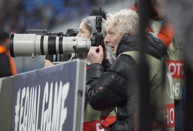 футбольный матч ФК Зенит Селтик Лига Европы фотограф Александр Демьянчук