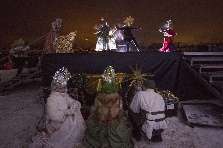 Вмузее-заповеднике «Царское Село» пройдет «Зимний вечер света»