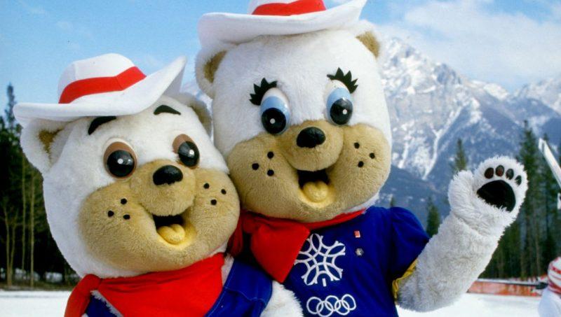 Талисман Олимпиады 1988 Калгари