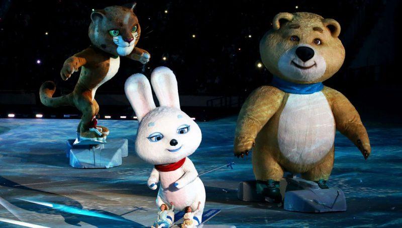 Талисман Олимпиады 2014 Сочи