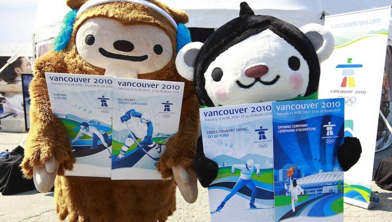 Талисман Олимпиады 2010 Ванкувер