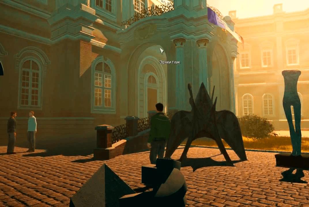 кадр из игры Memento Mori 11