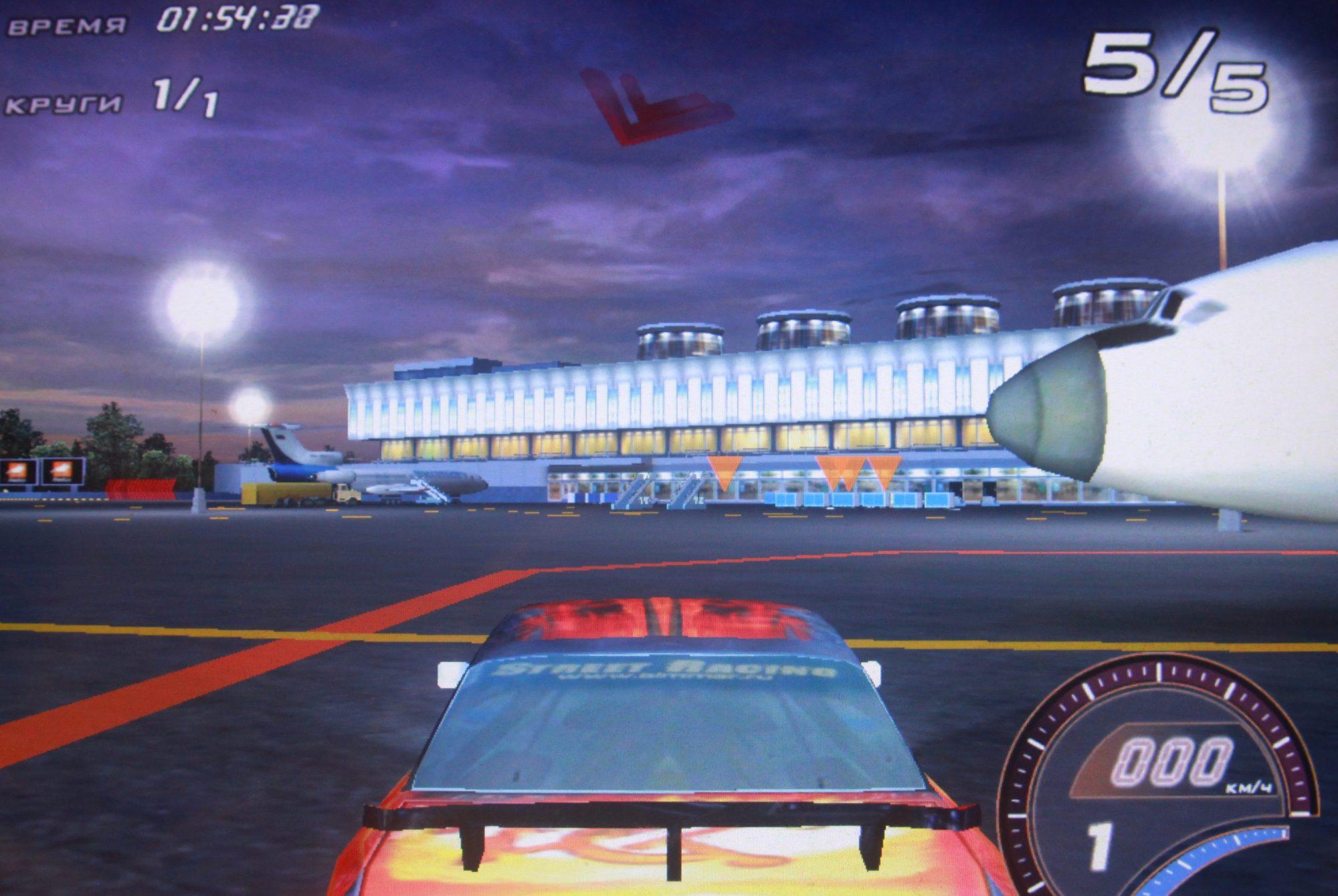 кадр из игры «Стритрейсеры: Горячий асфальт» 15