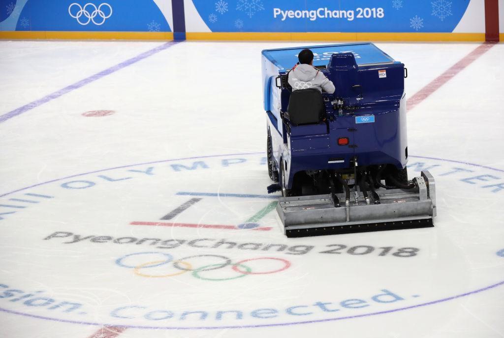 олимпиада 2018 в пхёнчхане