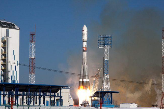 """""""Союз-2.1а"""" запуск с Космодрома Восточный"""