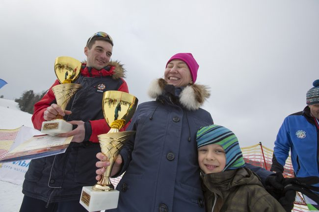 Коробицыно ски-альпинизм лыжный спорт кубок