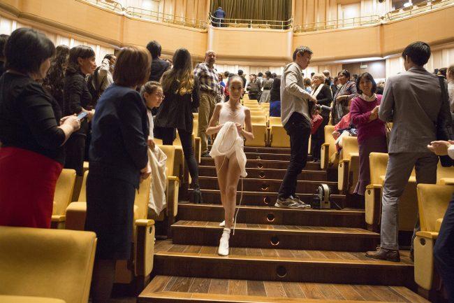 Астана Казахская национальная академия балета балерина хореография