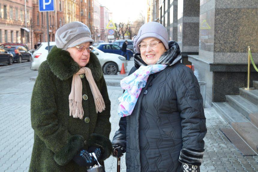 Мария и Галина