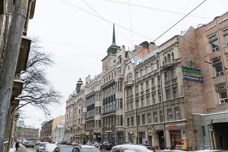 дом Танского улица Куйбышева 21