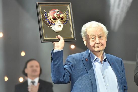 Олег Табаков Золотая Маска