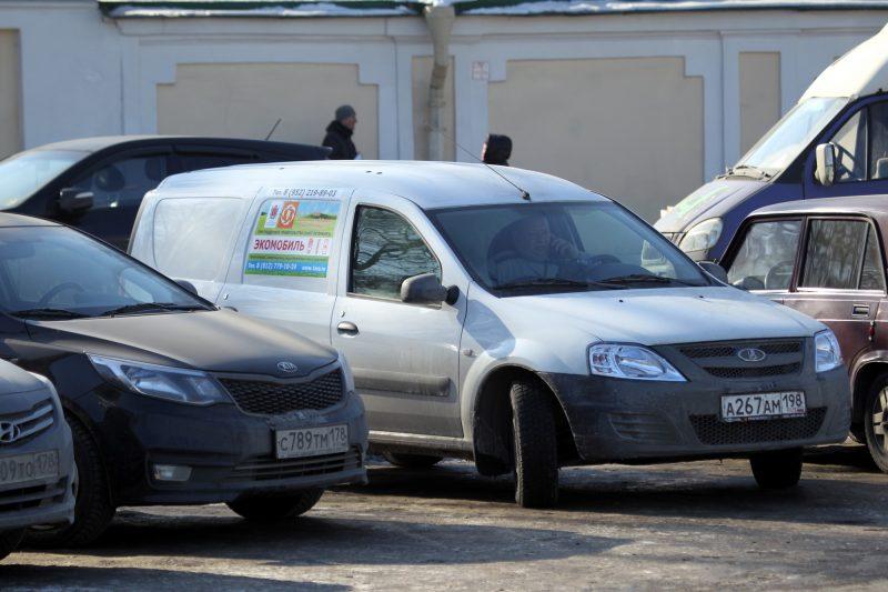 новый экомобиль Экологический сервис Санкт-Петербург