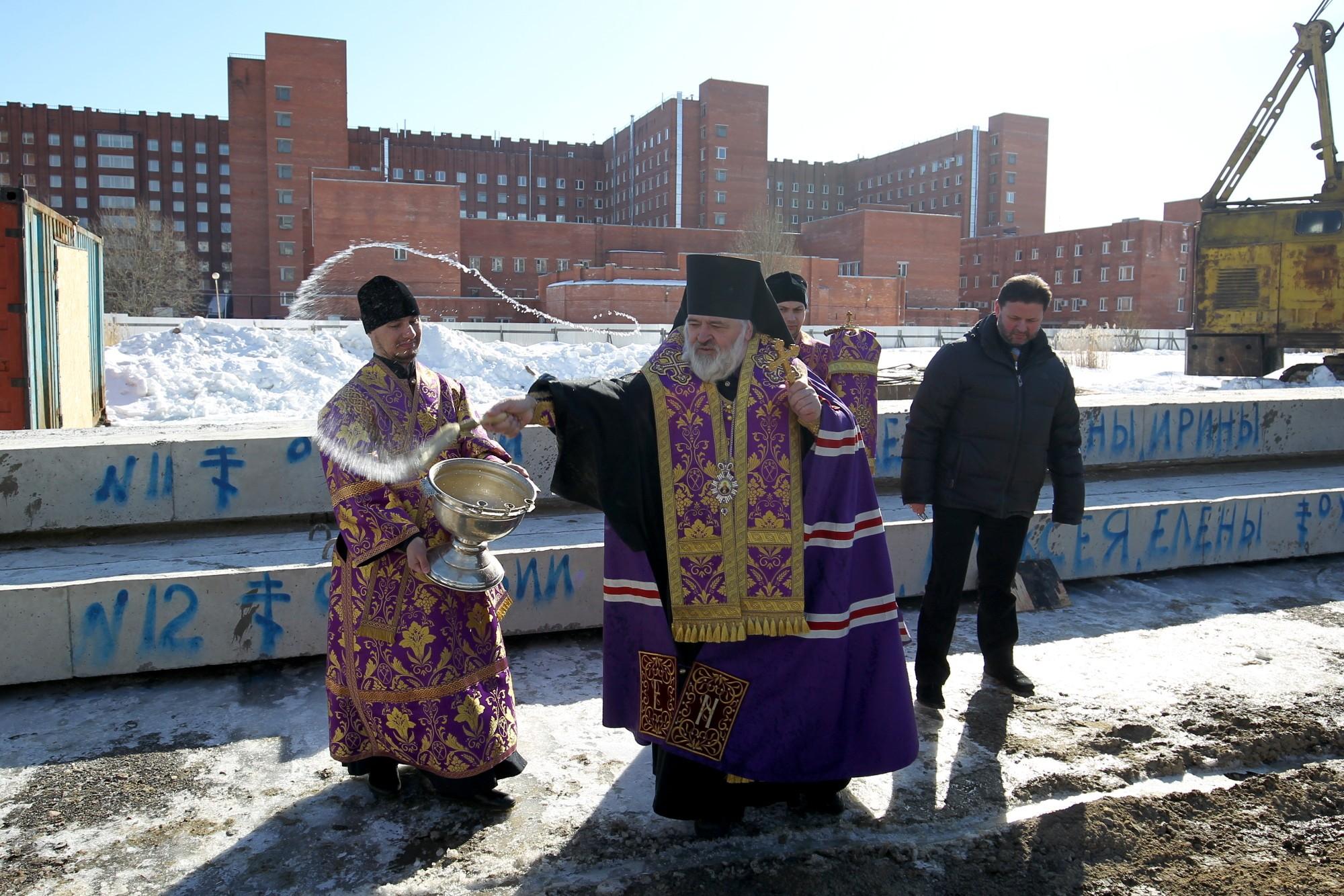 ВПетербурге построят 1-ый в Российской Федерации Дом милосердия