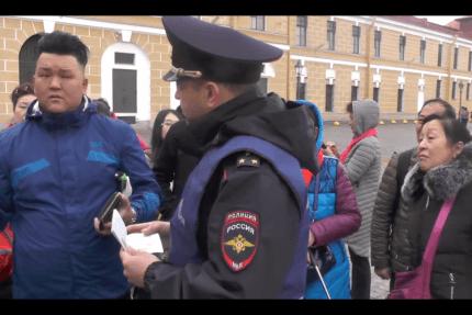 миграционная полиция нелегальные гиды-переводчики