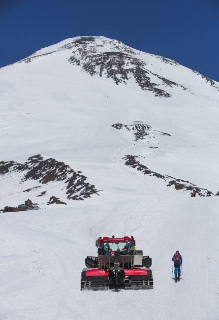 фестиваль экстремальных видов спорта Red Fox Elbrus Race Эльбрус Кавказ альпинизм лыжи