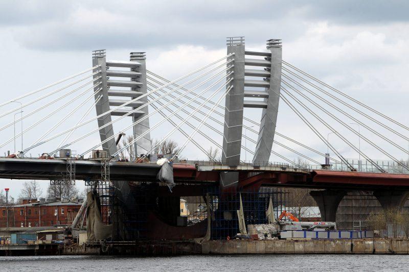Серный остров мост Бетанкура
