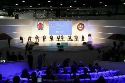 ПМЭФ-2018 Петербургский международный экономический форум