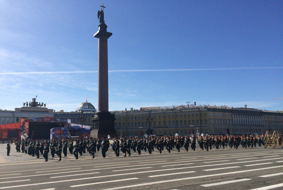 5cRGFKIH24A оркестр парад дворцовая день победы