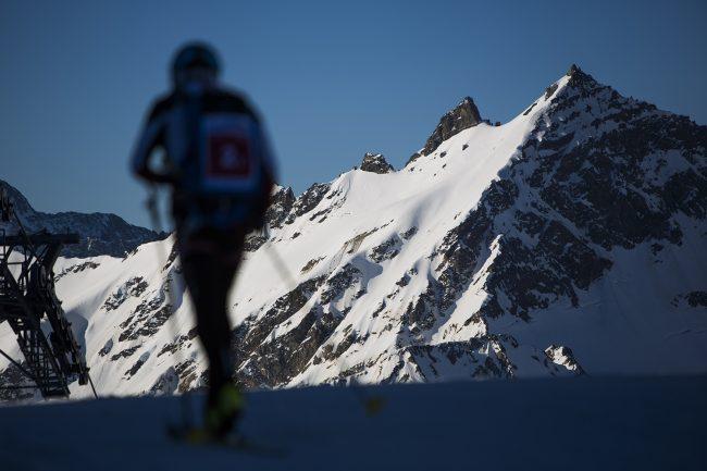 фестиваль экстремальных видов спорта Red Fox Elbrus Race лыжный спорт