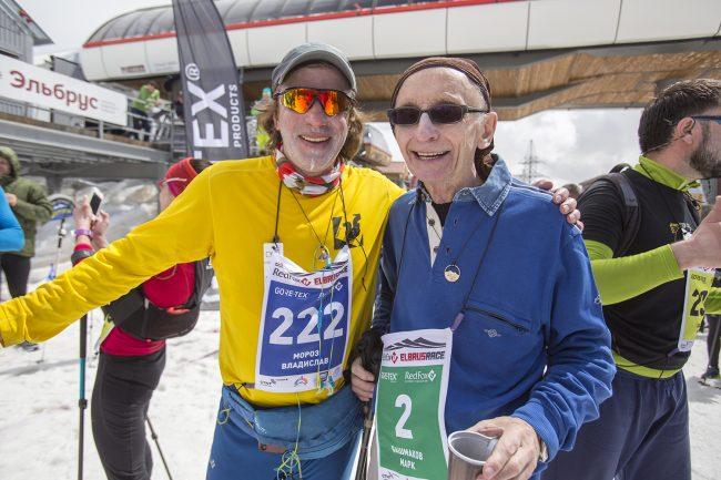 фестиваль экстремальных видов спорта RedFox Elbrus Race горный спорт