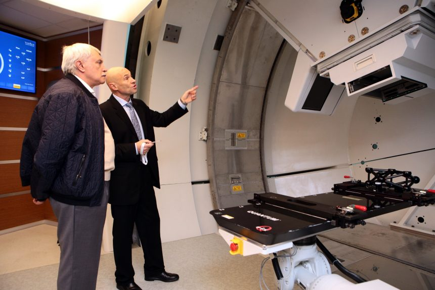 центр протонно-лучевой терапии Центр ядерной медицины Международного института биологических систем им. С. Березина