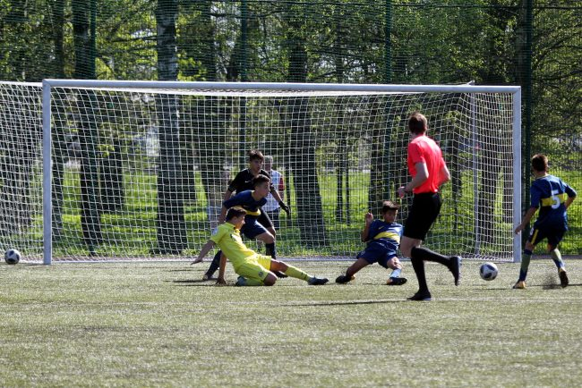детский спорт футбол кубок Бурчалкина матч Вильяреал - Бока Хуниорс Villarreal Boca Juniors