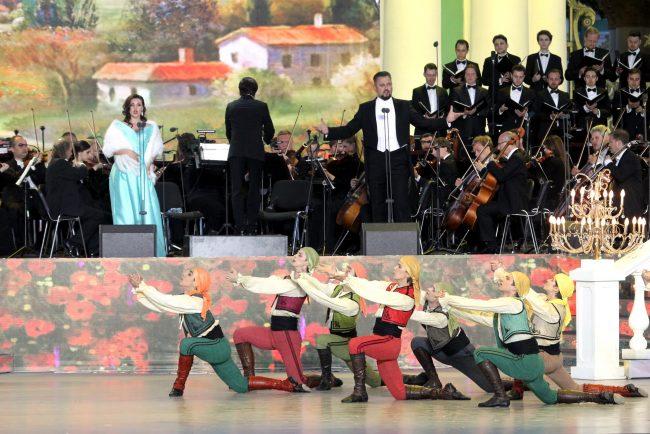 Классика на Дворцовой балет Венера Гимадиева