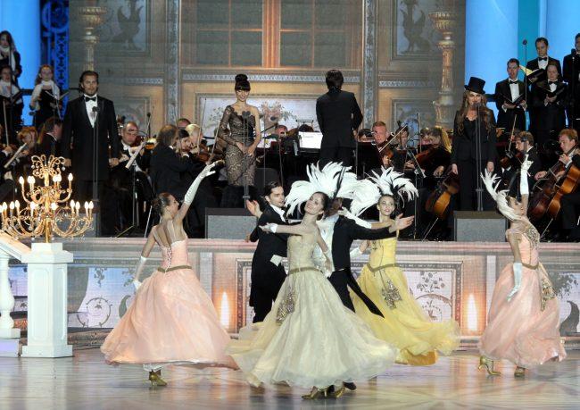 Классика на Дворцовой балет Валентина Нафорница