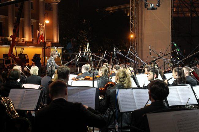 Поющие мосты оркестр Фабио Мастранджело
