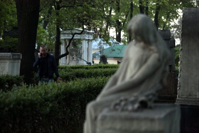 Ночь музеев 2018 некрополь мастеров искусств могилы захоронения