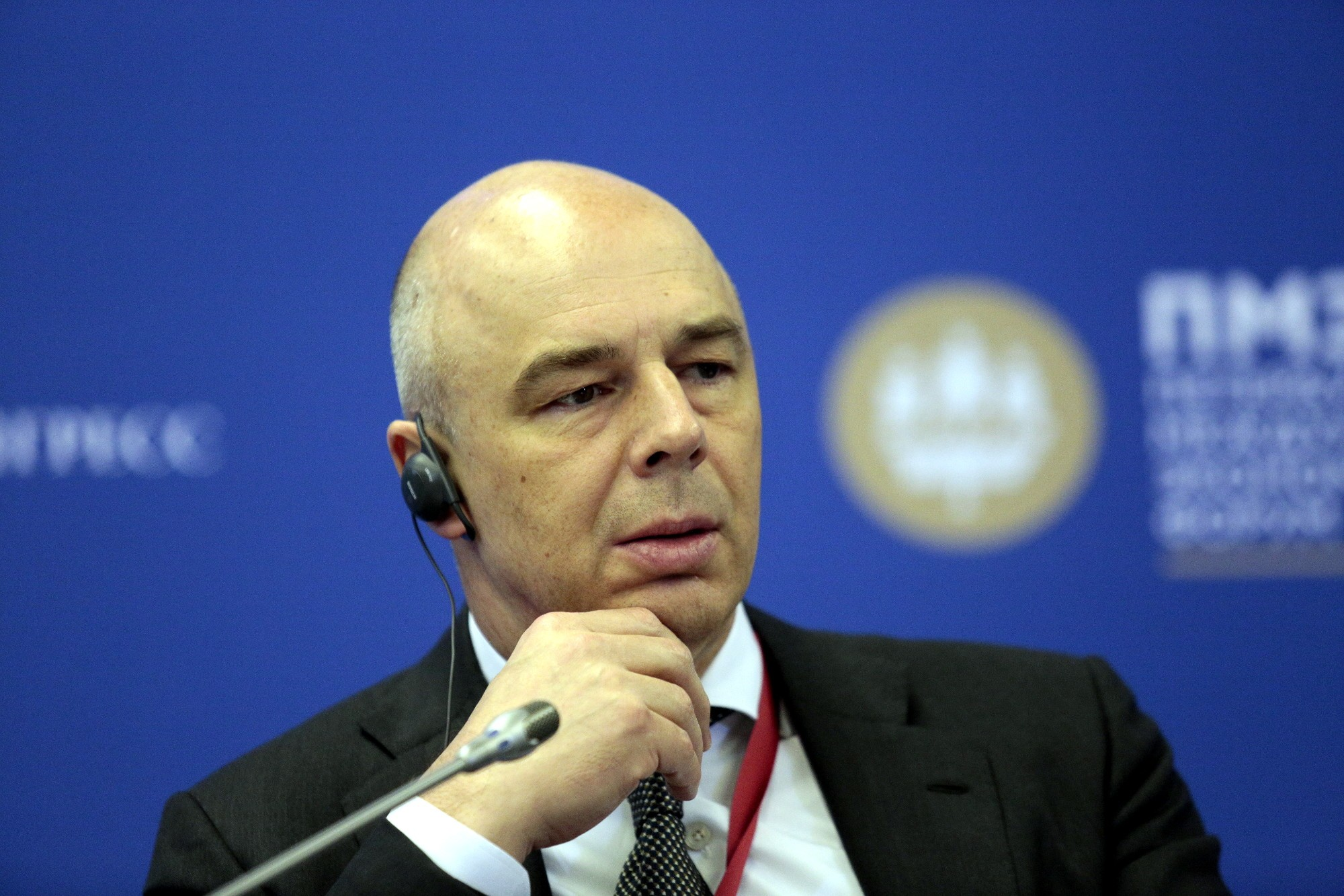 Антон Силуанов министр финансов