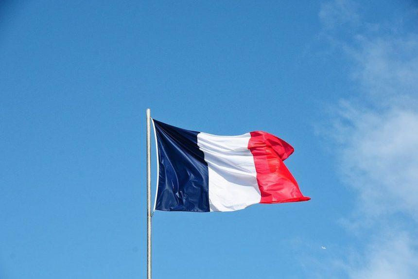 флаг франции франция