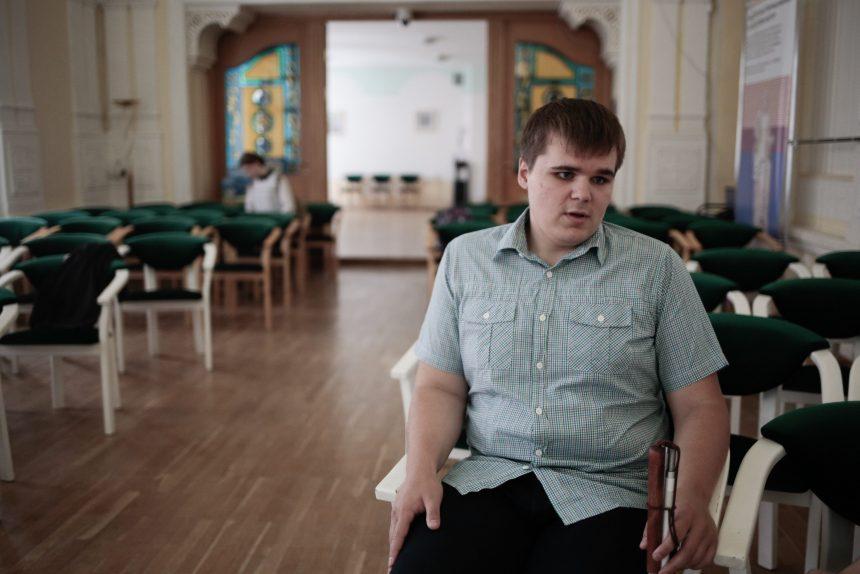 Владимир Васкевич слепой путешественник