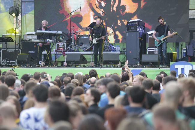фестиваль Stereoleto группа Tequilajazzz
