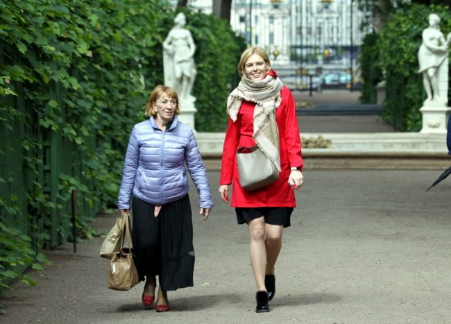 Летний Сад Людмила Фомичёва