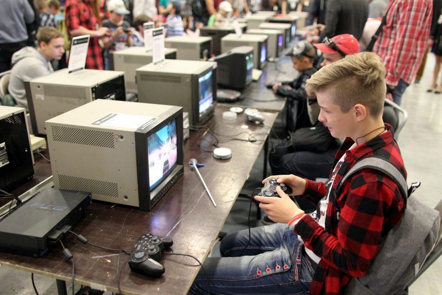Старкон 2018 старые компьютеры видеоигры