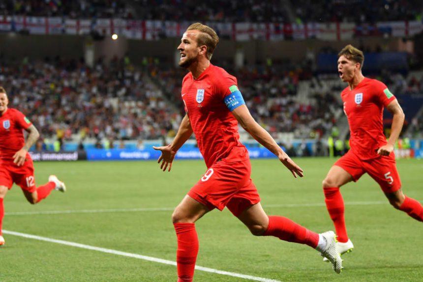 ЧМ-2018 чемпионат мира по футболу Волгоград сборная Англии Гарри Кейн