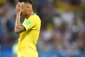 футбол ЧМ-2018 матч Бельгия Бразилия