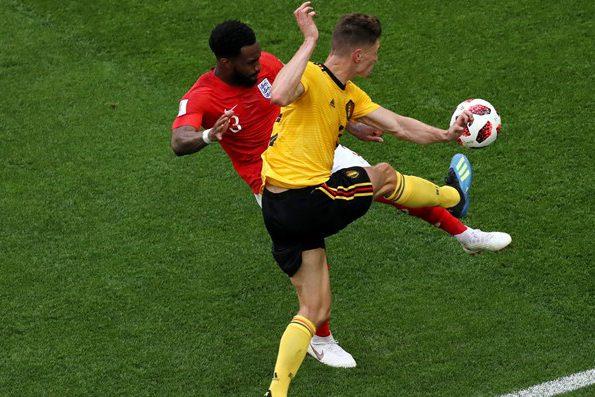 матч Бельгия-Англия