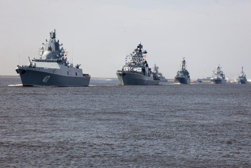 Кронштадт военно-морской флот корабли