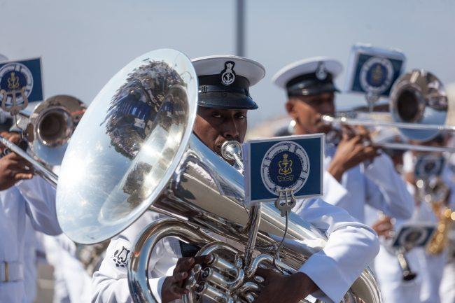 день ВМФ главный военно-морской парад военный оркестр