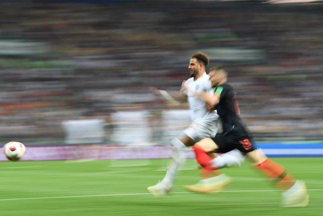 хорватия англия чм-2018 футбол матч чемпионат мира по футболу