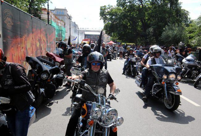 мотопробег мотофестиваль Harley Days мотоциклисты байкеры